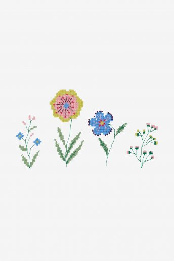 Sweet Meadow Floral - pattern