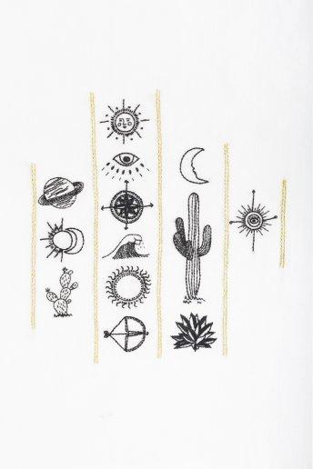 Intergalactic Symbols  pattern