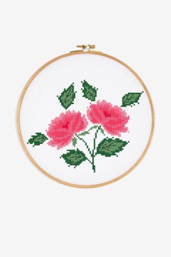 Amelie Rose  - motif point de croix