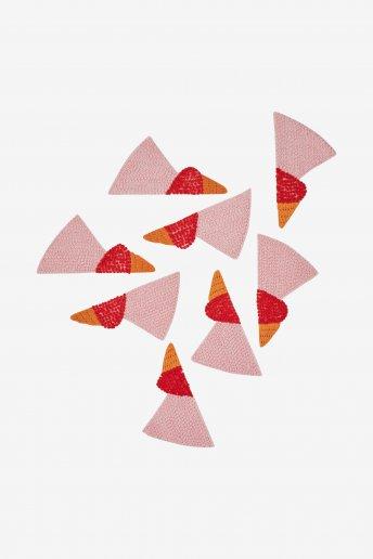 Puzzle - motif broderie