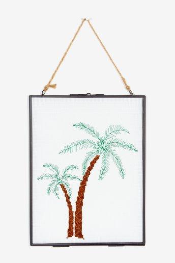 Palms - pattern