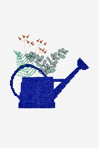 Watering Can - pattern