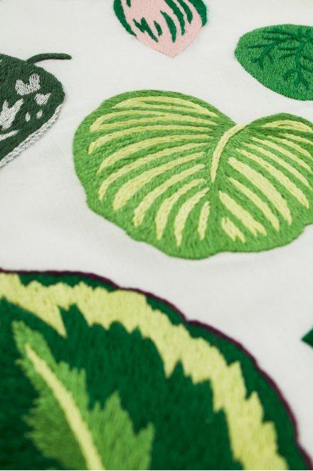 Leaf Cuttings - pattern