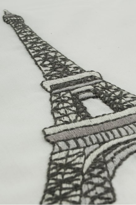 Eiffel Tower - pattern