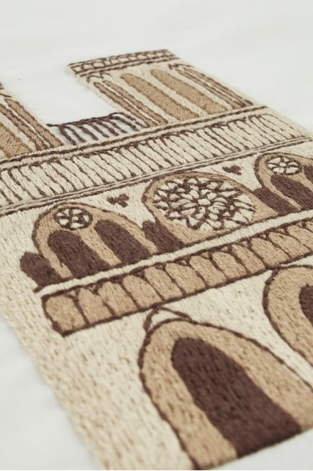 Notre Dame - pattern
