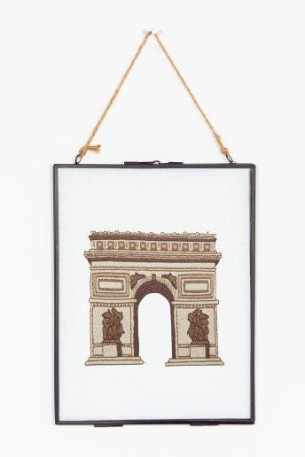 Arco di Trionfo - Schema Gratuito