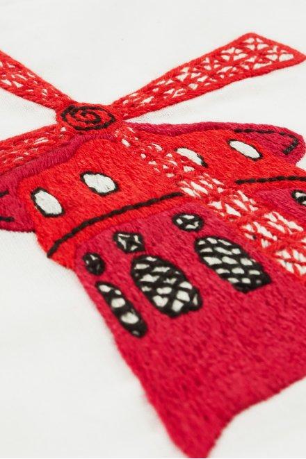 Moulin Rouge - pattern