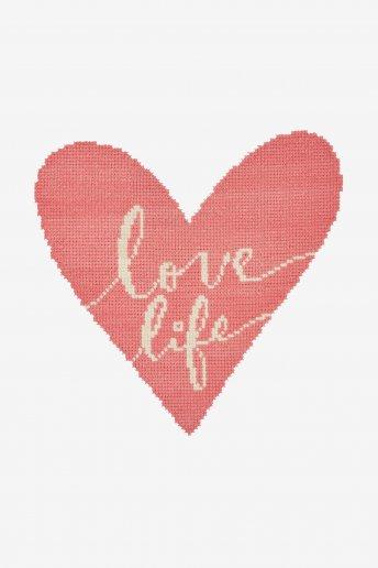 Love life - pattern