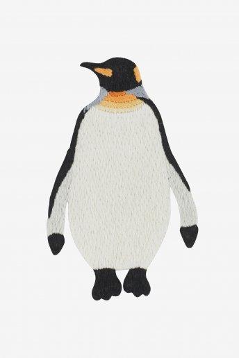 Pingouin - motif broderie