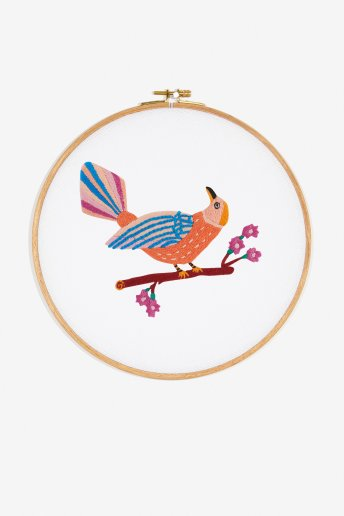 Robin's Tail - pattern