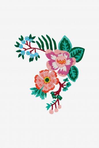 Always In Bloom pattern