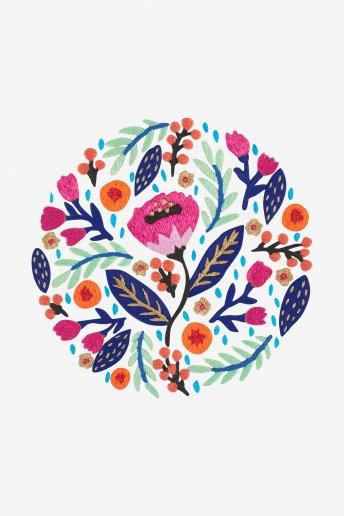 Spring Garden - pattern