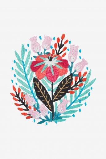 Poppy - pattern