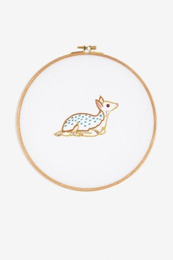 Deer - pattern