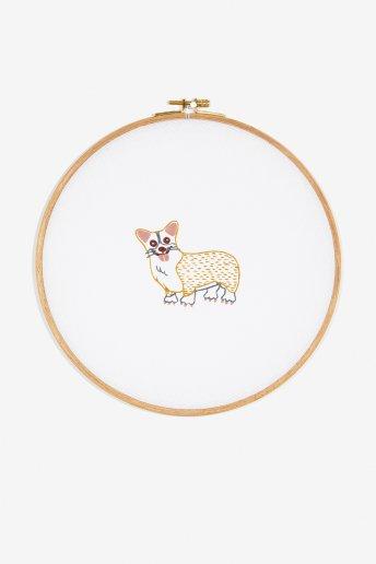 Dog - pattern