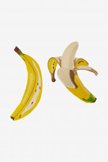 Bananas - pattern