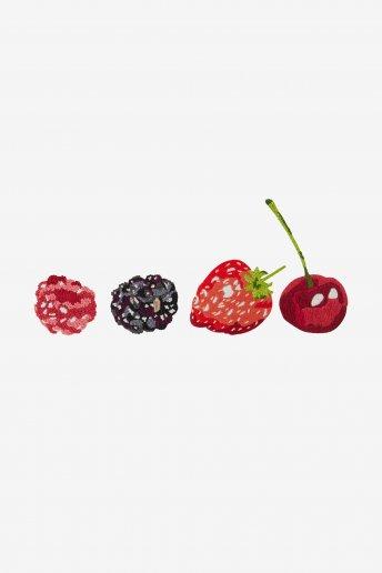Berries - pattern