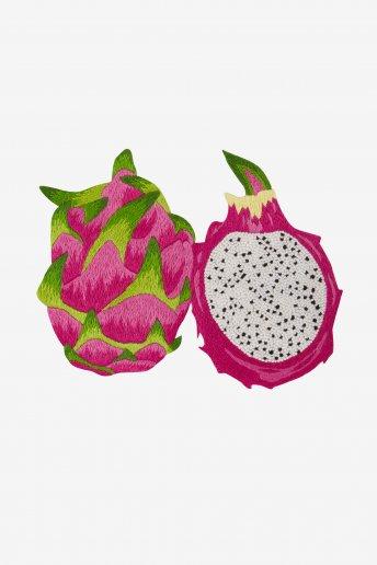 Dragonfruit - pattern
