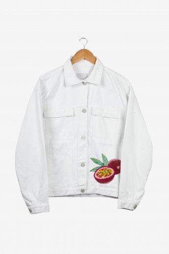 Passionfruit - pattern