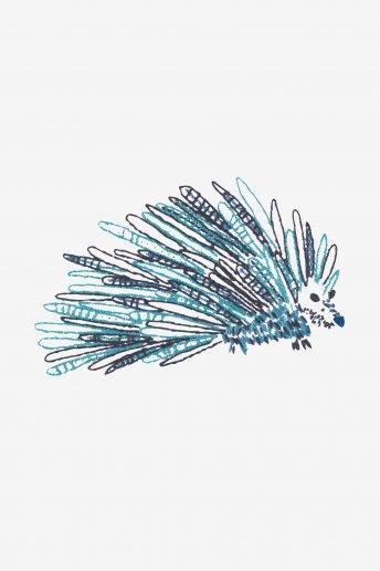 Porcupine - pattern