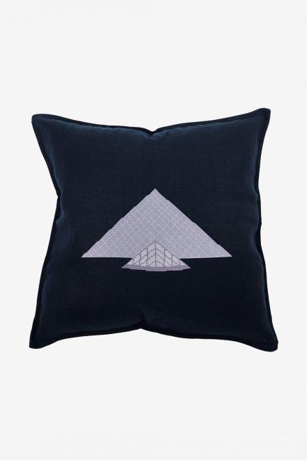 Louvre Museum - pattern