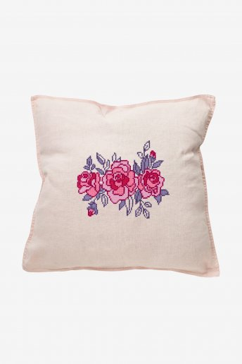 Rose Buds - pattern