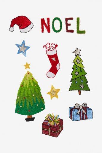 Joyeux Noel - pattern
