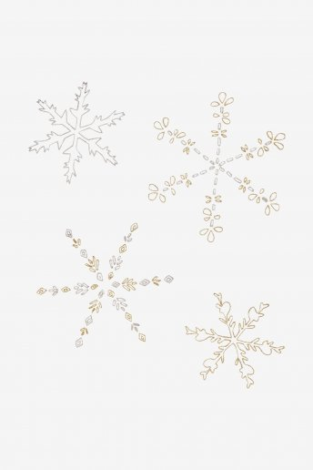 White Christmas - pattern