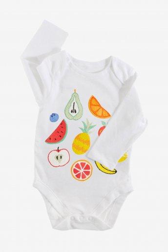 Salada de fruta - ESQUEMA