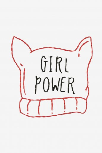 Girl Power - pattern