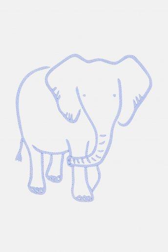 Elefant - STICKMOTIV