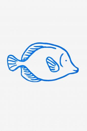 Fisch - STICKMOTIV