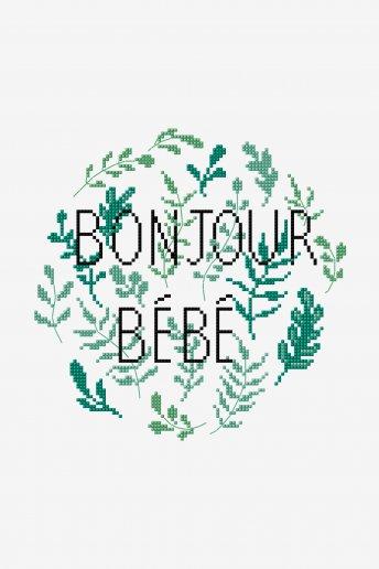 Bonjour Bebe - pattern
