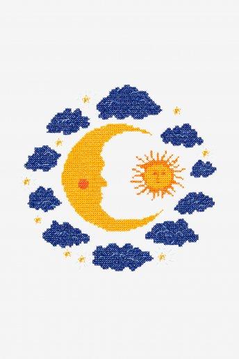Sole e Luna - SCHEMA GRATUITO