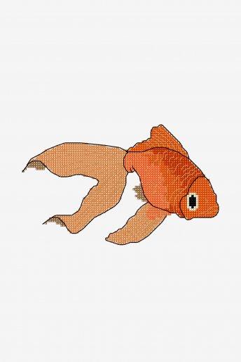 Goldfish - pattern