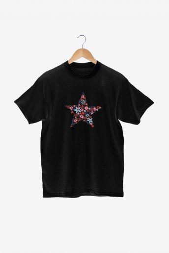 Estrelas florais - ESQUEMA