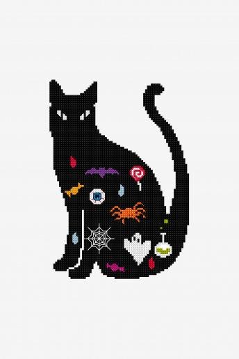 Gato preto - ESQUEMA