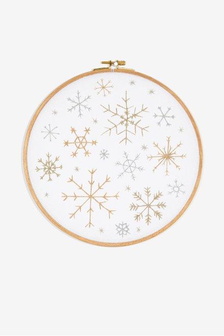Snowflakes - pattern