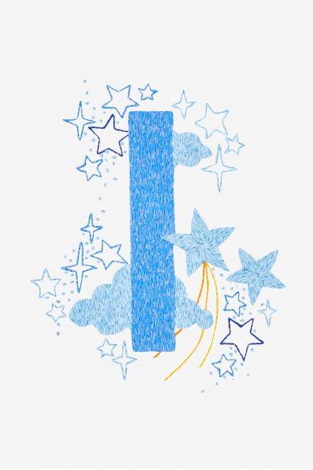 Star sampler - I - pattern
