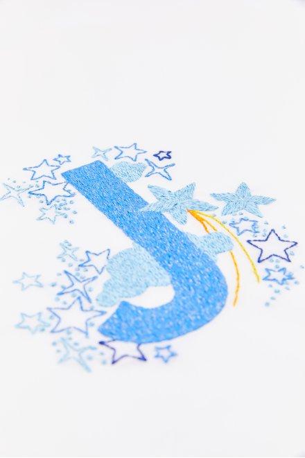 Star sampler - J - pattern