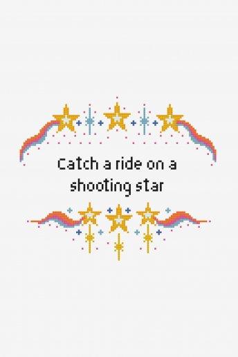 Prendi una stella - SCHEMA GRATUITO