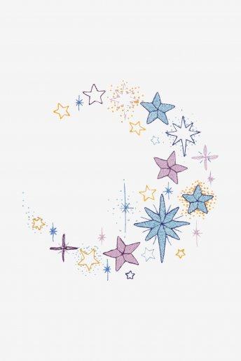 Estrela brilhante - ESQUEMA