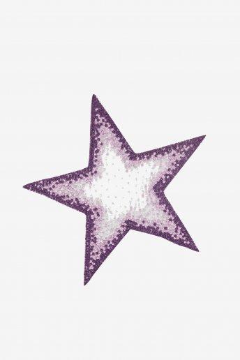 Deseo a una estrella - Diagrama de bordado