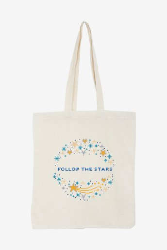 Follow the Stars - Diagrama de punto cruz