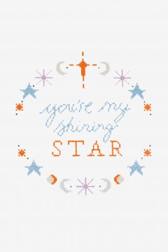 You're My Shining Star - ZÄHLVORLAGE
