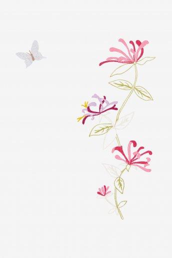 Fiori e Farfalla - SCHEMA GRATUITO