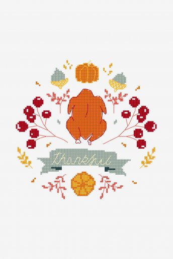 Thankful - pattern