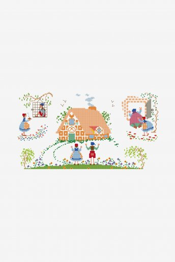 Hansel and Gretel - pattern