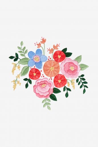 Primavera fiorita - SCHEMA GRATUITO
