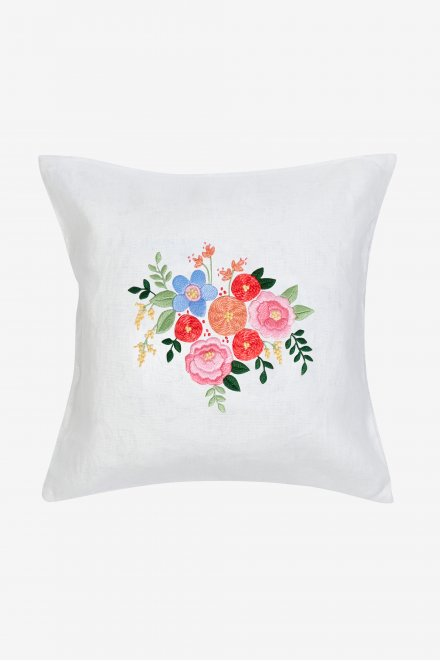 Ramo de flores - Diagrama de bordado